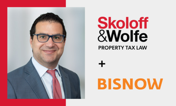 David Wolfe, a leading property tax attorney, speaks on the future of real estate on the waterfront with Bisnow